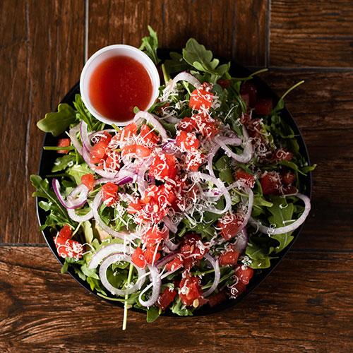 humptys watermelon arugula salad